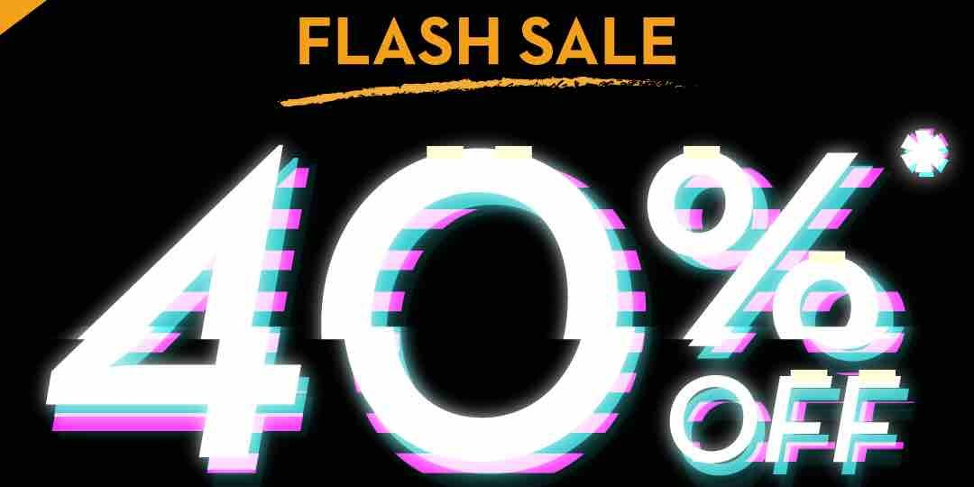 flash-sale-40%